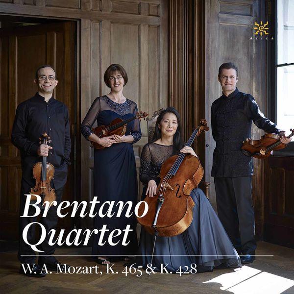Brentano String Quartet - Mozart: String Quartets Nos. 19 & 16, K. 465 & 428
