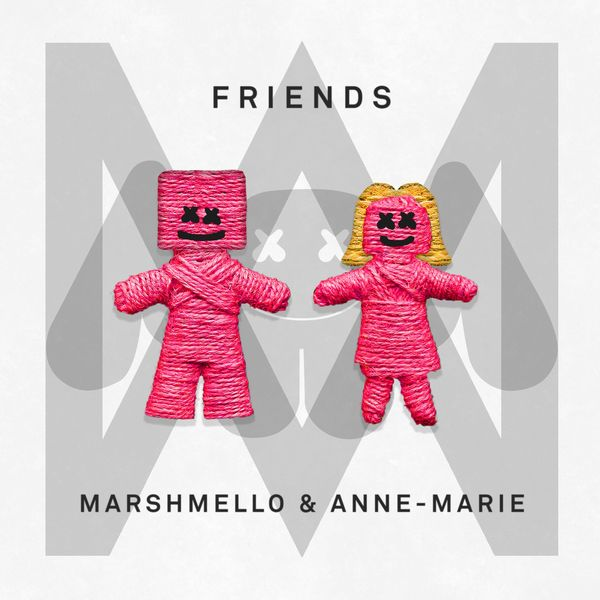 friends marshmello mp3