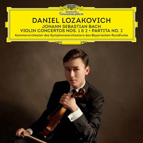 Daniel Lozakovich - J.S. Bach: Violin Concerto No.1 In A Minor, BWV 1041, 1. Allegro moderato