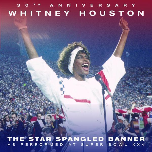 Whitney Houston - The Star Spangled Banner (Live from Super Bowl XXV)