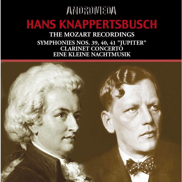 Hans Knappertbusch - The Mozart Recordings