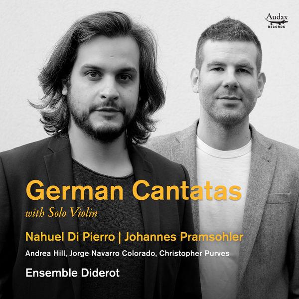 Johannes Pramsohler - German Cantatas with Solo Violin