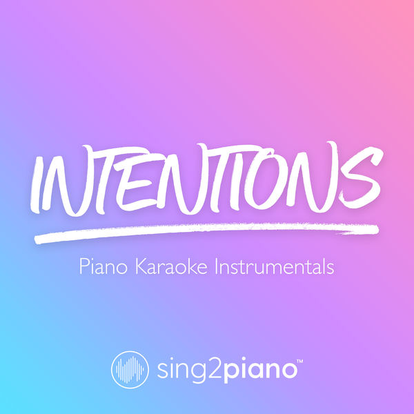 Sing2Piano - Intentions