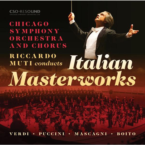 Riccardo Muti - Riccardo Muti Ccnducts Italian Masterworks (Live)
