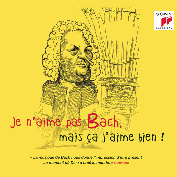 Various Artists - Je n'aime pas Bach, mais ça j'aime bien !