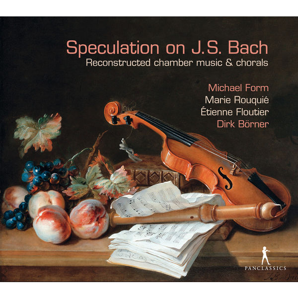 Michael Form - Speculation on J.S. Bach