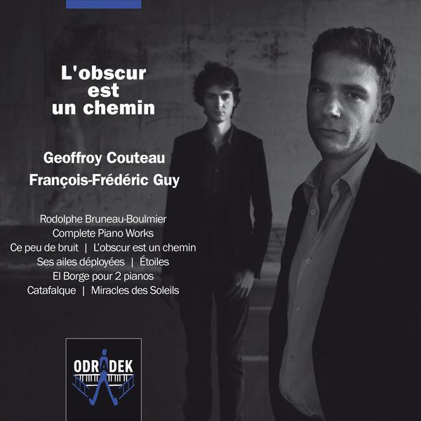 Geoffroy Couteau - L'obscur est un chemin