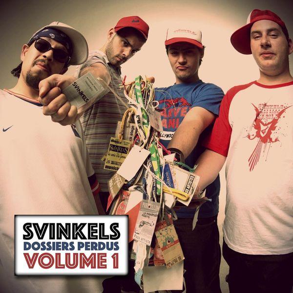 Svinkels - Dossiers perdus, Vol. 1