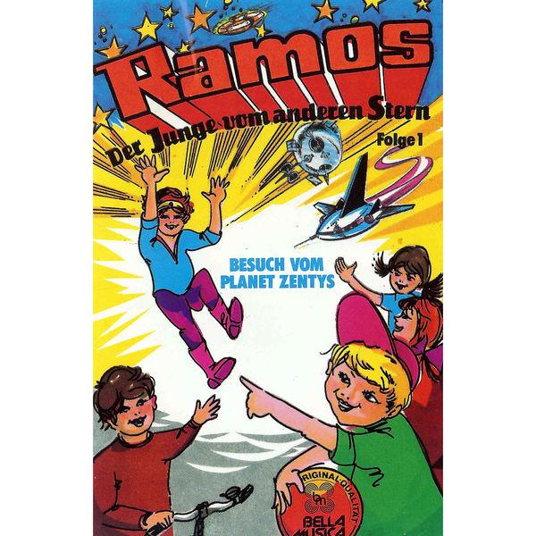 Ramos, der Junge vom anderen Stern - Folge 1: Besuch vom Planeten Zentys