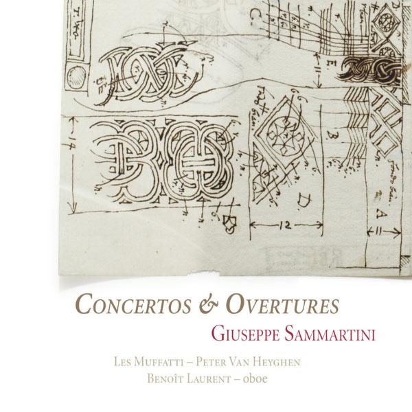 Peter Van Heyghen - Sammartini: Concertos & Overtures