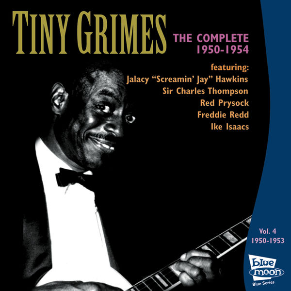 Screamin' Jay Hawkins - The Complete Tiny Grimes 1950-1954 - Vol.4