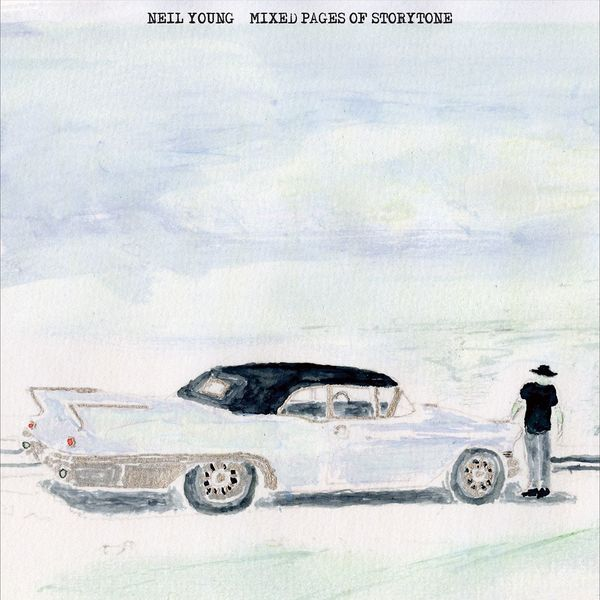 Neil Young - Mixed Pages of Storytone
