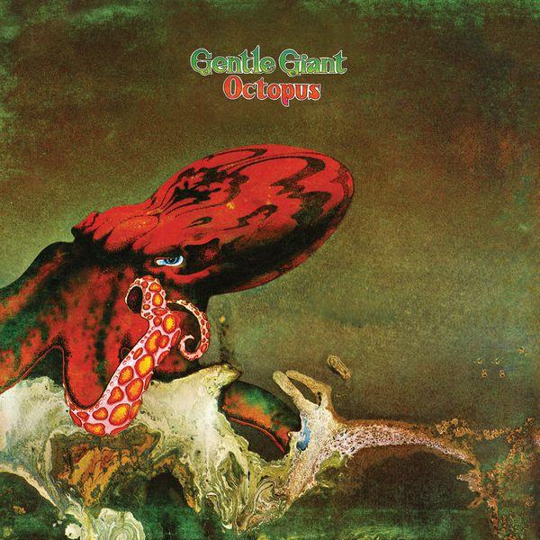 Gentle Giant - Octopus (Steven Wilson Mix)