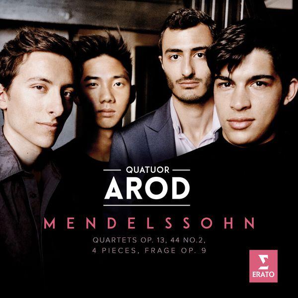 Quatuor Arod - Mendelssohn