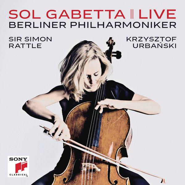 Sol Gabetta - Live - Elgar & Martinu: Cello Concertos