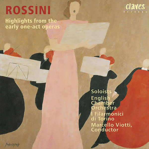 Various Artists - Rossini: Highlights from his early One-Act Operas