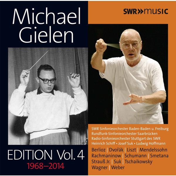 Rundfunk-Sinfonieorchester Saarbrücken|Michael Gielen Edition, Vol. 4 (1968-2014)