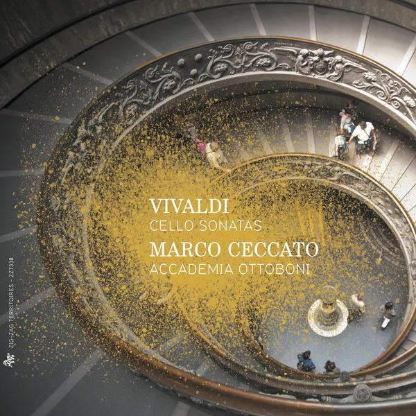 Marco Ceccato - Vivaldi: Cello Sonatas
