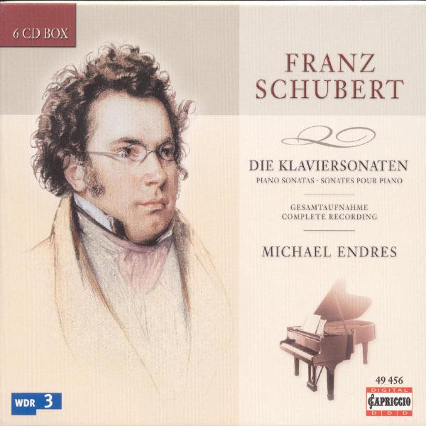 Michael Endres - Schubert, F.: Piano Sonatas