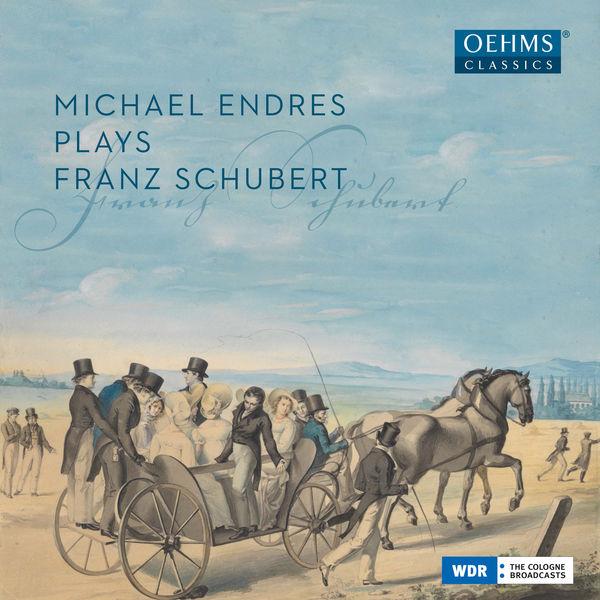 Michael Endres - Schubert : Piano Works