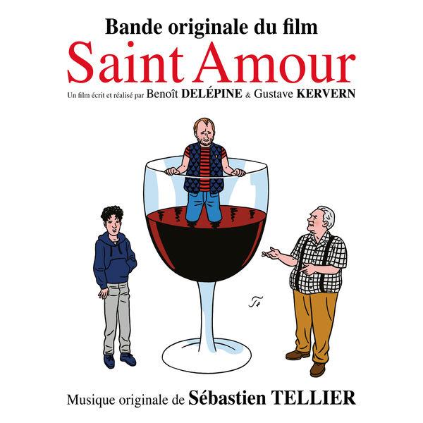 Sébastien Tellier - Saint Amour (Original Motion Picture Score)