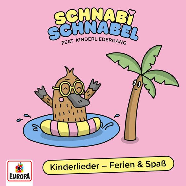 Lena, Felix & die Kita-Kids|Kinderliederzug - Die 22 besten Ferien- & Spaßlieder