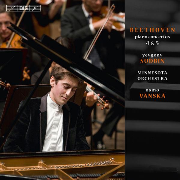 Yevgeny Sudbin - Beethoven: Piano Concertos Nos. 4 & 5