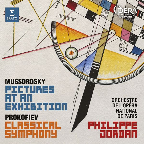 """Philippe Jordan - Mussorgsky: Pictures at an Exhibition - Prokofiev: Symphony No. 1, """"Classical"""""""