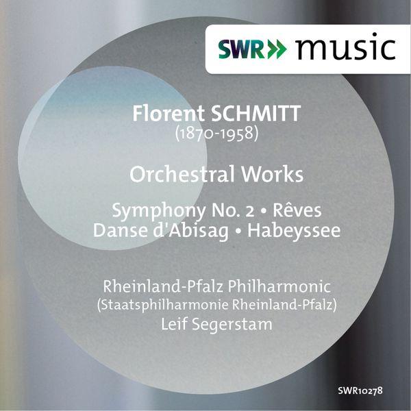 Staatsphilharmonie Rheinland-Pfalz - Schmitt: Orchestral Works