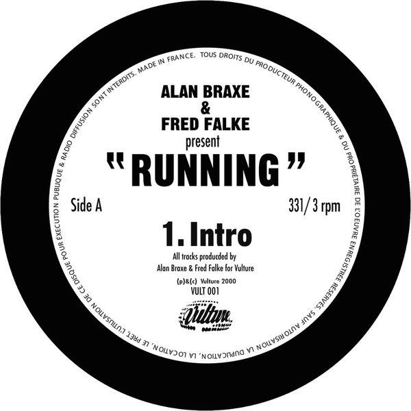 Alan Braxe - Running - Single