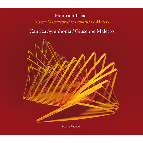 "Giuseppe Maletto - Isaac : Missa ""Misericordias Domini"" & Motets"