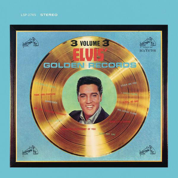 Elvis Presley - Elvis' Golden Records, Vol. 3