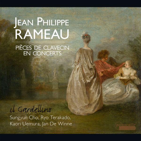 Jean-Philippe Rameau - Rameau: Pièces de Clavecin en Concerts