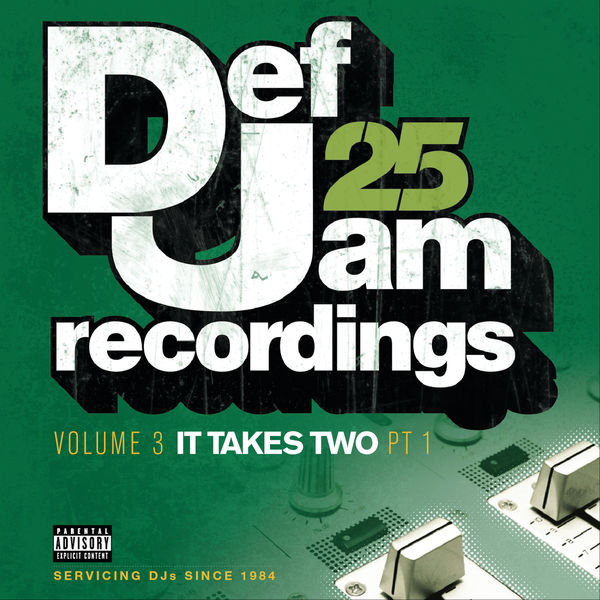 Various Artists - Def Jam 25: Volume 3 - It Takes Two PT 1
