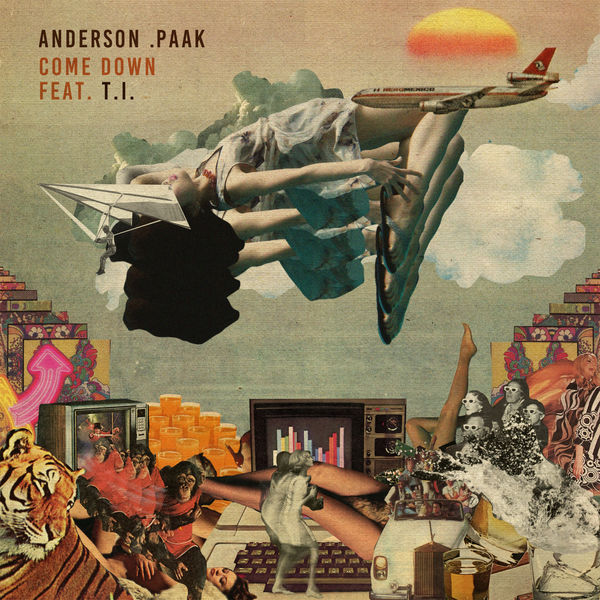 Anderson .Paak Come Down (feat. T.I.)