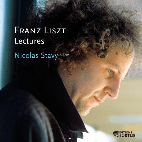 Nicolas Stavy - Franz Liszt: Lectures