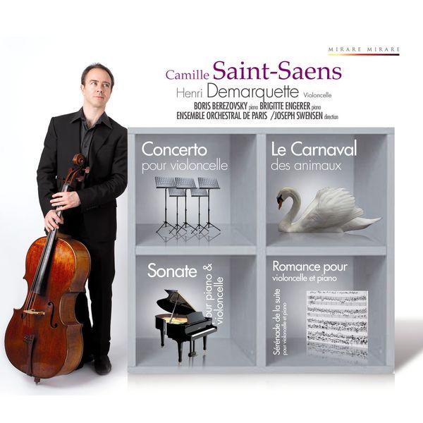 Henri Demarquette - Henri Demarquette, violoncelle