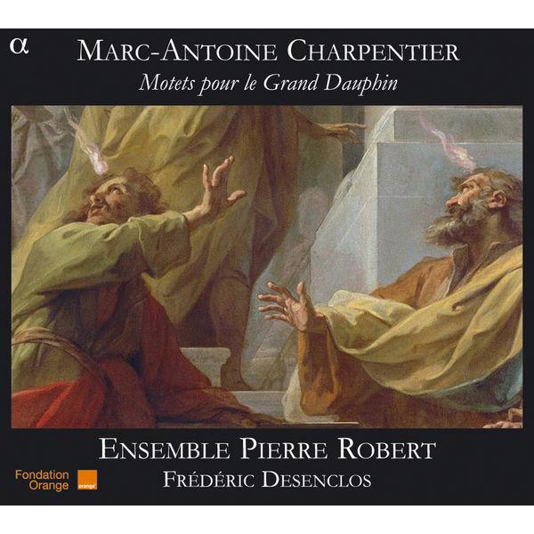 Frederic Desenclos - Motet pour le Grand Dauphin