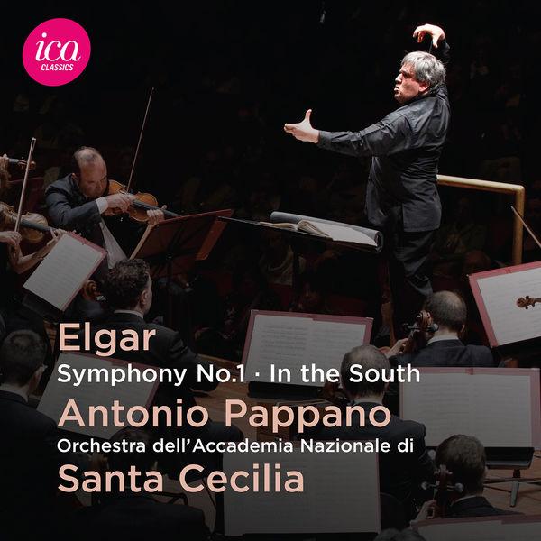 Antonio Pappano - Elgar : Symphony No.1 - In the South (Live)