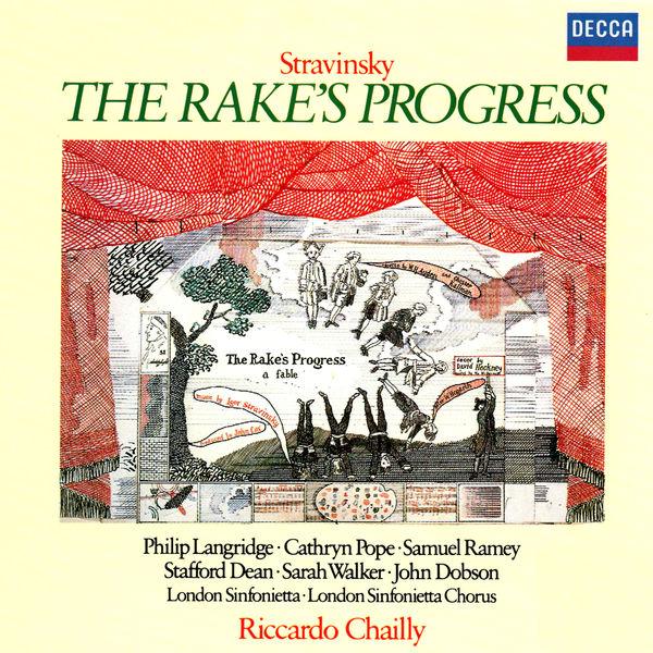 Riccardo Chailly - Stravinsky: The Rake's Progress