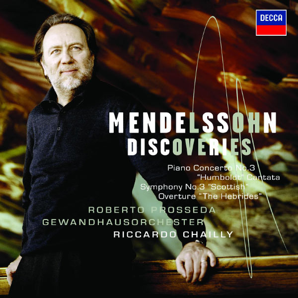Roberto Prosseda - Mendelssohn Discoveries