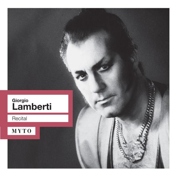 Giorgio Lamberti - Récital