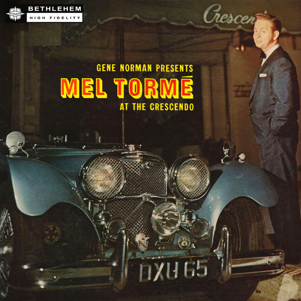 Mel Torme - Mel Tormé at the Crescendo (Remastered 2014) [Live]