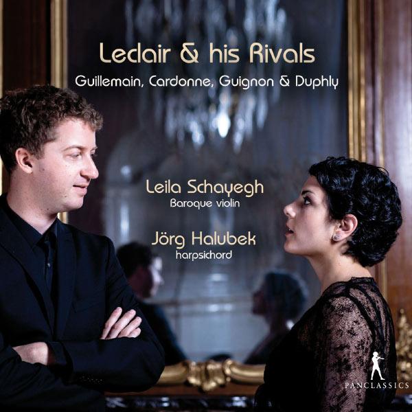 Leila Schayegh - Leclair et ses rivaux
