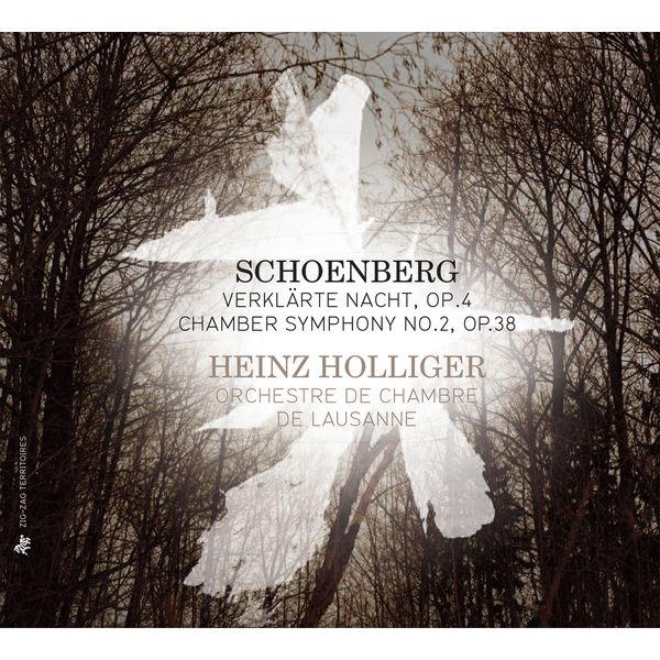 Heinz Holliger - Arnold Schönberg : Verklärte Nacht, Op. 4 - Chamber Symphony No. 2, Op. 38