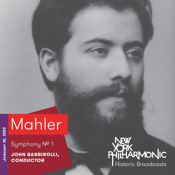 Gustav Mahler - Mahler: Symphony No. 1 (Recorded 1959)