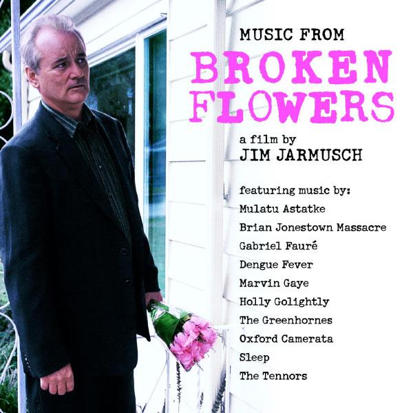 "Various Artists - Bande Originale du Film ""Broken Flowers"" (Jim Jarmusch - 2005)"