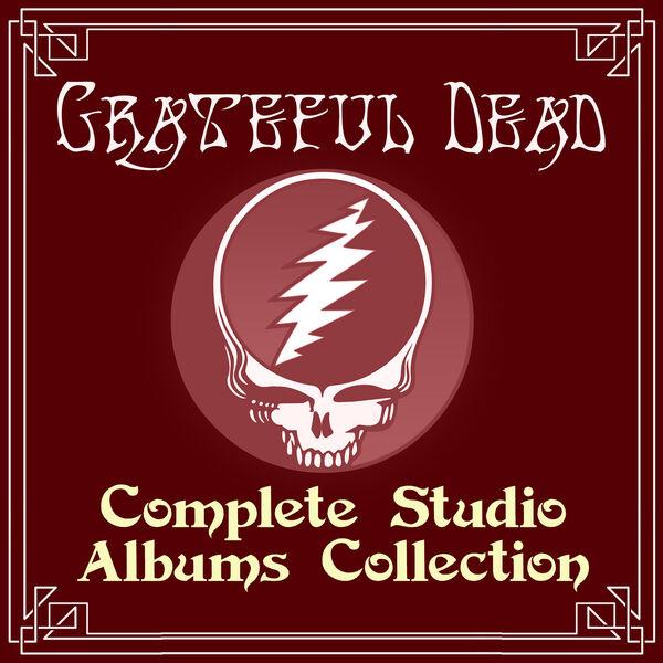 Grateful Dead - Complete Studio Albums Collection