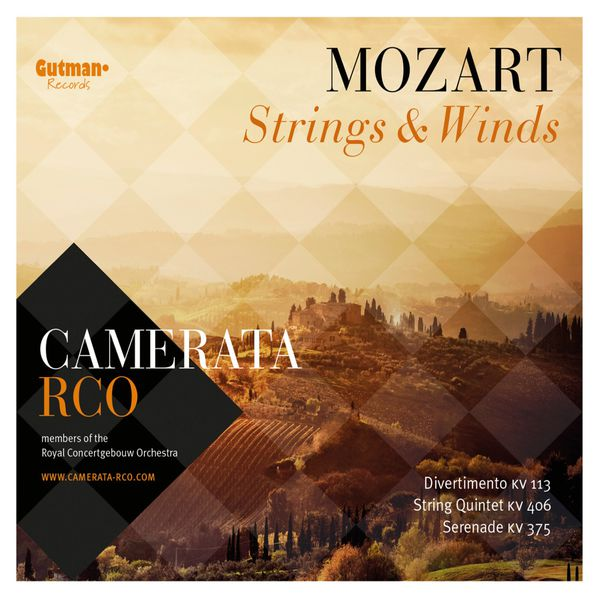 Camerata RCO - Mozart: Strings & Winds