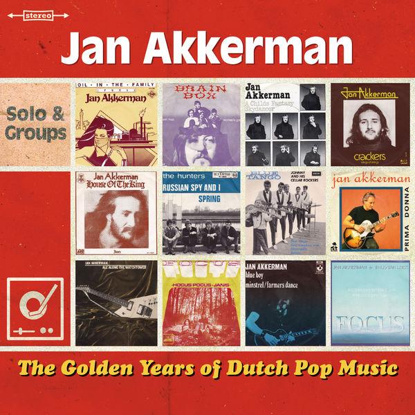 Jan Akkerman - Golden Years Of Dutch Pop Music